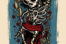 tattoo & drawing & pattern