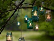 outdoor ideas / by Bettina Ballard-Woodring
