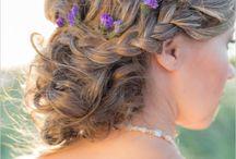 Wedding hair / by Serenity Bashore