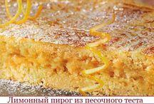 bake & dessert / выпечка и десерты