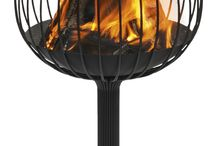 Sywawa | Brandy / Brandy cast-iron brazier Breakthrough design by Lieven Musschoot & Mathias Hennebel for Sywawa  A revolutionairy cast-iron brazier shaped as a brandy glass, sturdy and elegant. It gives off its cool look during the day and its warm flames during the night.