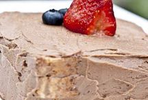 Clean eating desserts / by Liz Hutchings Coleman