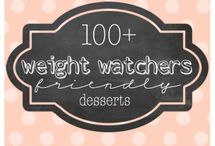 RECIPES- WEIGHT WATCHERS...