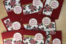 The Perpetual Christmas Card Club / A year long motivational group for christmas card making