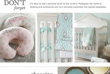 Nursery / by Sarah McCalmon