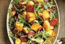 salade patate