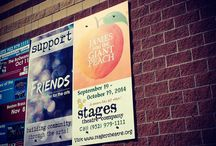 James and the Giant Peach / Pinterest board for Stages Theatre Company's 2014 production of James and the Giant Peach.  SEPTEMBER 19, 2014 - OCTOBER 19, 2014 (All Ages)