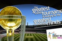 ICC Cricket World Cup 2015 / Here you can find all the things about cricket.