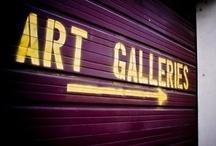 Exhibition Design, Galleries, Spaces / by Syleena Douglas