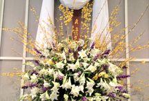 virág & húsvét