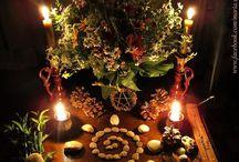 autels - altars