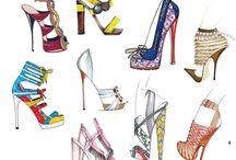 Shoes tutorial / by Suluna Crafts