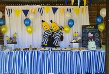 Bananas in Pyjamas Party
