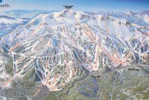 Ski Resort Trail Maps