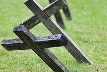crosses / by Amanda Rogers