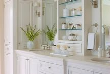 Home Design - Bathrooms / by Lisa Bugeja