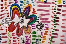 0 Kindergarten Art Ideas / by Jessica R.