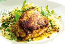 Chicken / Find more fabulous chicken recipes at the Healthy Food Guide Website http://tinyurl.com/pr56ptf