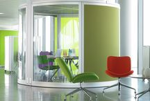 Acoustic Meeting Pods / Acoustic meeting pods available from http://www.apresfurniture.co.uk/   / by Après Furniture