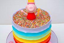 isa peppa pig party