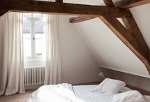 Pretty rooms and spaces