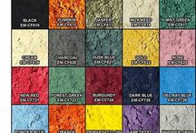resin/apoxy floors