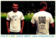Fashion 4 The World / Eighting Education: Our mission as a company is to raise financial resources and awareness for some of the world's most noble education related charities. $8 will be donated to 4TheWorld for every T-shirt purchased from now until November 23rd, 2012.