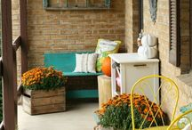 Outdoor patio / Out door patio