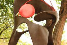 Oak Park Sculpture Walk 2014 / Take a self-guided tour of public art this summer as part of the third annual Sculpture Walk in downtown Oak Park. The walk features 12 sculptures located in Oak Park's Hemingway District. Go to www.oak-park.us/sculpturewalk for an interactive map.