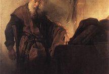 Rembrandt, Selected Works