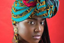 African prints, fashion, and style