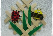 Kindy kids craft