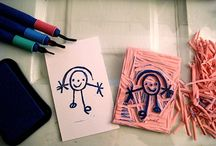 fun with little V / by Kellie Rottenberk Lopiccola