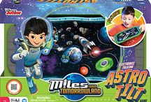 Disney Jr Miles from Tomorrowland Games