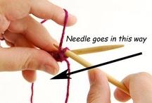 knitting / by Connie Rojas-Padilla