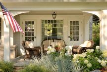 Curb appeal / Yard / by Melinda Cumbee