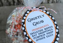 Let's Celebrate: Halloween / Halloween ideas.  I love halloween!