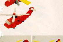 Legovoorbeelden