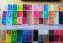 perler beads storage