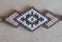 braccialetti peyote