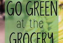 Green Living / Green living, natural living, eco living, low impact living, sustainable living, healthy living, nontoxic, toxic free, going green.