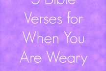 Verses / by Nichole O.