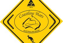 COASTLINE Hats by JACARU AUSTRALIA