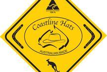 COASTLINE Hats by JACARU AUSTRALIA