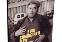 """E poi cominciatti a fa' l'attore   Ezio Cardarelli / Biografia di Bombolo. Dagli esordi al Bagaglino fino al cinema con Tomas Milian e al sodalizio artistico con Cannavale, il libro ripercorre gli anni d'oro della commedia all'italiana offrendo al lettore un punto di vista del tutto originale. Dall'adolescenza trascorsa nel drammatico periodo della guerra fino agli anni 80 in cui diventò un simbolo per i cultori di quel cinema italiano a lungo definito """"di serie B"""" e oggi pienamente rivalutato."""
