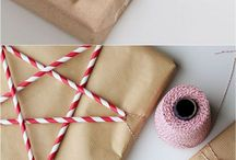 Creative holiday gift packaging