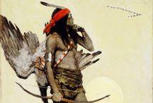 indios vaqueros