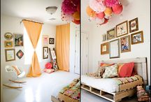 Kid Rooms / by Cassey Golden