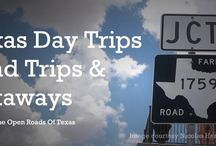 Texas roadtrips / by Tiffany Heath