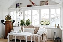 Design:  Swedish Country Home / by Cynthia Secunda Daniel